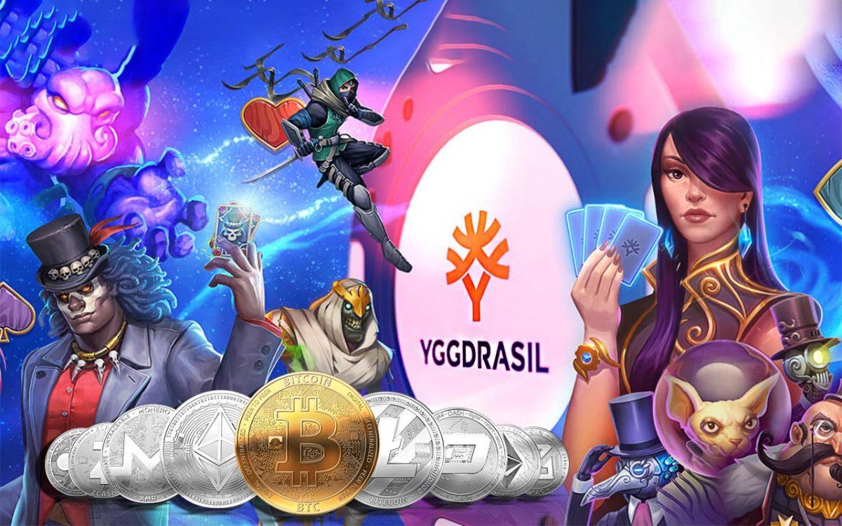 Yggdrasil Slots at Crypto Casinos