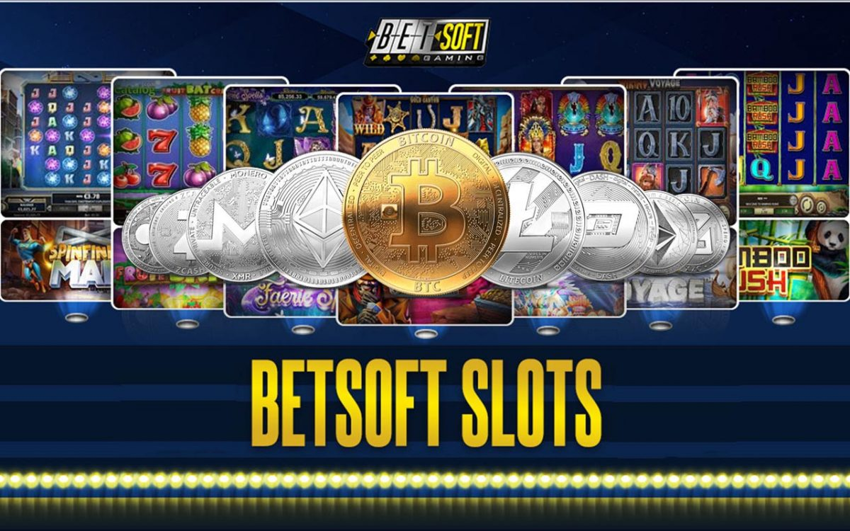 Crypto Casinos with Betsoft Slot Games