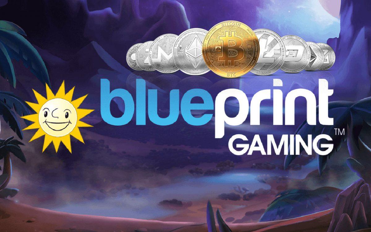 Crypto Casinos with Blueprint Slots