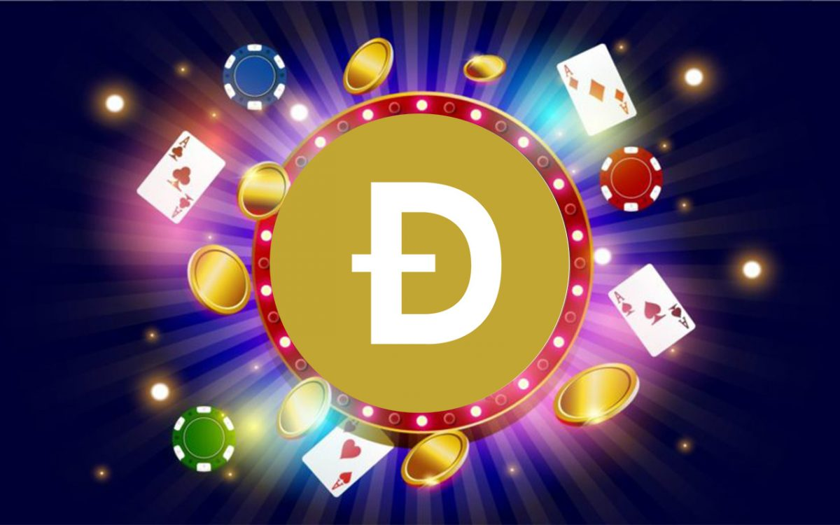 Playing online Slots with Dogecoin